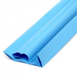 Синий, фоамиран 0.8-1мм 60х70(±2см) Иран