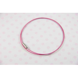 Розовый, основание для колье, Zlatka