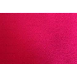 Розовый, фетр декоративный А-270/350 40%шерсть, 60%вискоза, толщина 1мм, 30х45см