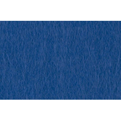 Синий, фетр декоративный А-270/350 40%шерсть, 60%вискоза, толщина 1мм, 30х45см