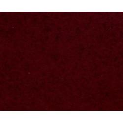 Бордовый, фетр декоративный А-270/250 40%шерсть, 60%вискоза, толщина 1мм, 30х45см