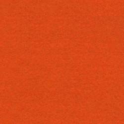 Морковный, фетр декоративный А-270/250 40%шерсть, 60%вискоза, толщина 1мм, 30х45см