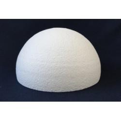 Полусфера 12см, флористическая основа Форма из пенопласта