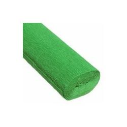 Травяной, креп(гофробумага), 2,5*0,5м