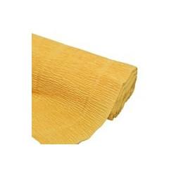 Оранжево-желтый, креп(гофробумага), 2,5*0,5м