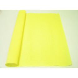 Св.желтый, креп(гофробумага), 2,5*0,5м