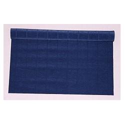 Синий темный, креп(гофробумага), 2,5*0,5м