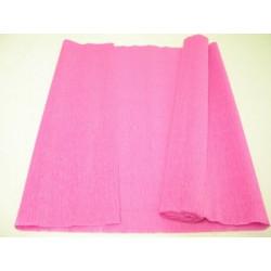 Пепельно-розовый, креп(гофробумага), 2,5*0,5м