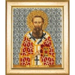Икона св.Григория Богослова, набор д/выш. Чарiвна Мить