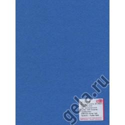 Синий чернильный, фетр 2мм, 30х45см 100% полиэстер Efco Германия