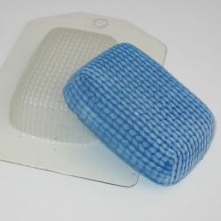 Вязаное мыло. Пластиковая форма для изготовления мыла