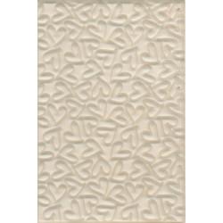 Сердечки, текстурный лист для мыла