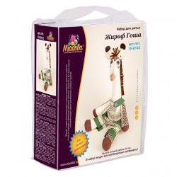 Жираф Гоша, набор для шитья. Miadolla