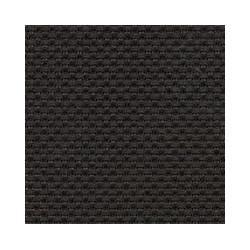 Канва Aida №11, 100% хлопок, 50х50 cм, черный