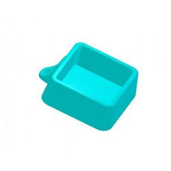 Геометрия квадрат 6х6см. 3D силиконовая форма для мыла