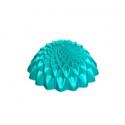 Георгин, 3D силиконовая форма для мыла