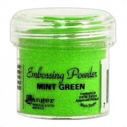 Пудра для эмбоссинга, 30 мл, цвет мятный зелёный. Ranger