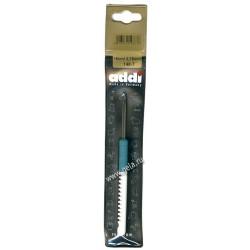 Крючок, вязальный с пластиковой ручкой, №3,75, 15 см, Addi