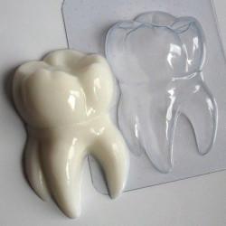 Зубик, пластиковая форма XD