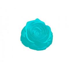 Роза чайная, 3D силиконовая форма для мыла