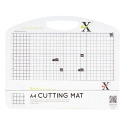 Мат для скрапбукинга двусторонний А4 черно-белый, XCUT