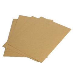 "Бумага крафт в листах ""Сонет"" формат А3, плотность 78г/м.кв."