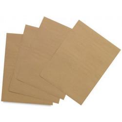 "Бумага крафт в листах ""Сонет"" формат А2, плотность 78г/м2,"