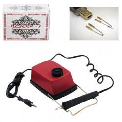 Прибор для выжигания по дереву и ткани (выжигатель) с регулировкой мощности. Россия