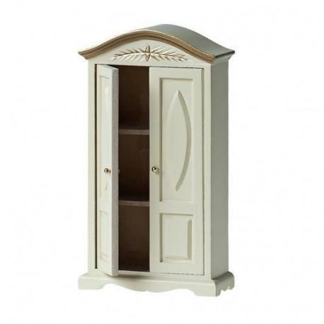Шкаф для одежды, кремовый Art of Mini