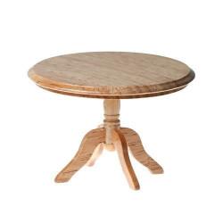 Обеденный стол круглый, дуб Art of Mini