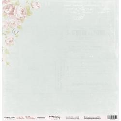 Фантазия из коллекции Леди Шебби, лист односторонней бумаги 30х30см, 190гр/м Scrapmir