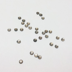 Св.серый, стразы клеевые 2.7 мм, акрил, 144 шт, Zlatka