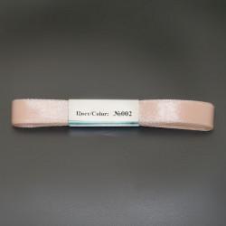 Св.розовый, атласная лента 100% полиэстер ширина 12мм, длина 5.4м Gamma