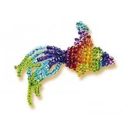 Рыбка, набор для бисероплетения Риолис