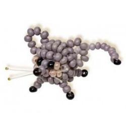 Мышонок, н.для бисероплетения Риолис