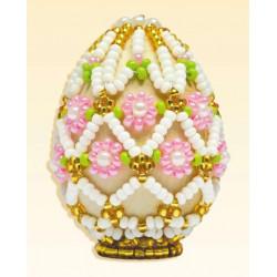 Яйцо пасхальное, н.для бисероплетения Риолис