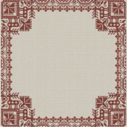 Олени рамочка, бумага для скрапбукинга односторонняя 30,5х30,5. Craft Premier