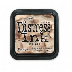 Штемпельная подушечка Tim Holtz Distress на водной основе, 5х5 см, цвет чайный