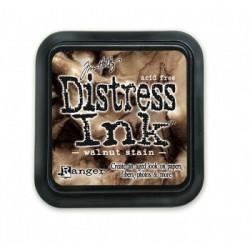 Штемпельная подушечка Tim Holtz Distress на водной основе, 5х5 см, цвет ореховая патина