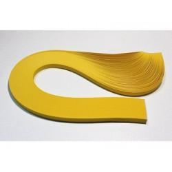 Канареечный желтый, цвет №4, бумага для квиллинга 3мм, 100 полос, Mr.Painter