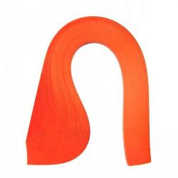 Морковный, цвет №14, бумага для квиллинга 3мм, 100 полос, Mr.Painter