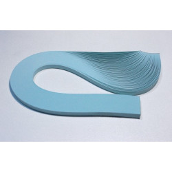 Светло-голубой, цвет №20, бумага для квиллинга 3мм, 100 полос, Mr.Painter