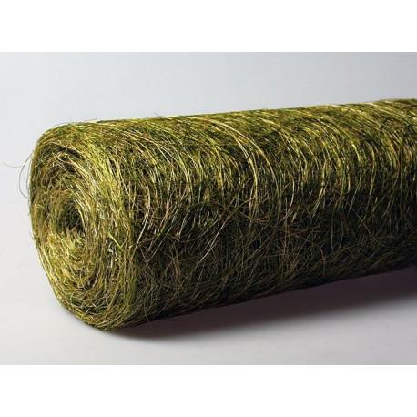 Травяной, сизаль полотно 1х0,5м
