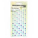 Синий ассорти, декоративные элементы 119шт, Mr. Painter