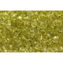 "01152, желто-зеленый, бисер Чехия ""GAMMA"" TWIN 3 10/0 5 гр"