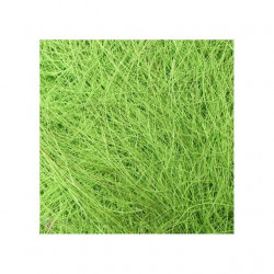 Св.зеленый, сизалевое волокно 20гр. Blumentag