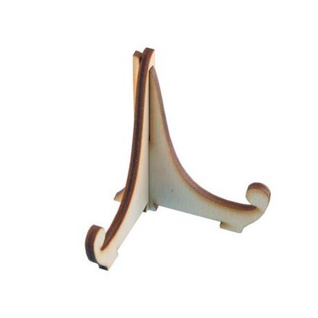 Подставка под рамку, заготовка для декорирования фанера 4мм 7,5см Mr.Carving