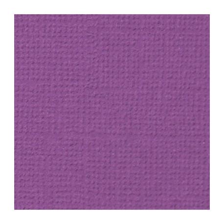 Пряная лаванда (сиреневый), бумага для скрапбукинга(кардсток) 216г/м2, 30.5x30.5 см, Mr.Painter