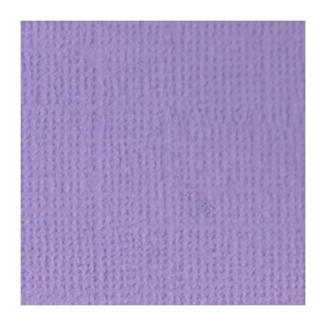 Душистая сирень (св.сиреневый), бумага для скрапбукинга(кардсток) 216г/м2, 30.5x30.5 см, Mr.Painter
