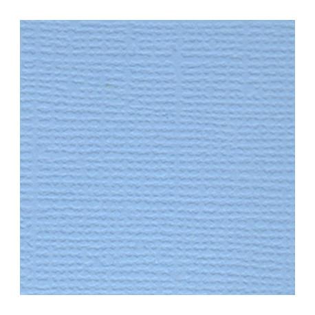 Нептун (голубой), бумага для скрапбукинга(кардсток) 216г/м2, 30.5x30.5 см, Mr.Painter